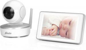 Alecto DIVM-550 HD WiFi babyfoon met camera