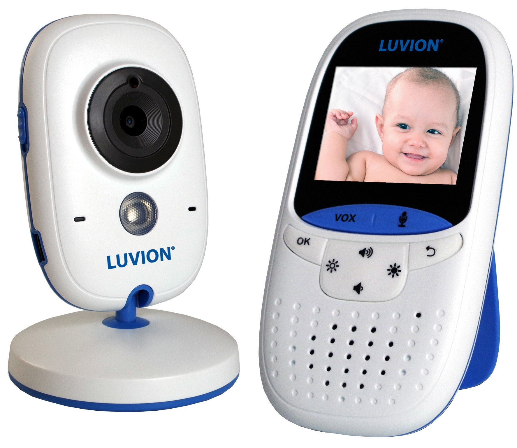 Luvion Easy babyfoon met camera