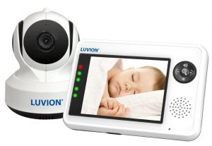 Luvion Essential babyfoon met camera