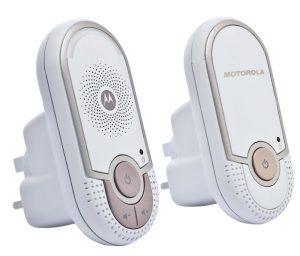 Babyfoons voor dove of slechthorende ouders - Motorola MBP-8 babyfoon