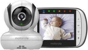 Babyfoon koopgids - Motorola MBP36S babyfoon met camera