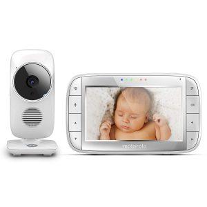 Motorola MBP48 babyfoon met camera