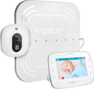 Beveiligingscamera als babyfoon - Angelcare AC517-D babyfoon