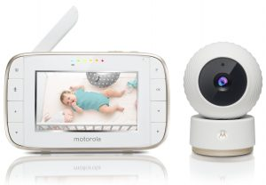 Motorola MBP-944 CONNECT HALO babyfoon met camera