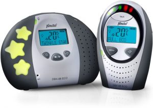 Alecto DBX-88 LIMITED Full Eco Dect babyfoon met display