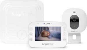 Angelcare AC327 videobabyfoon met bewegingsmelder