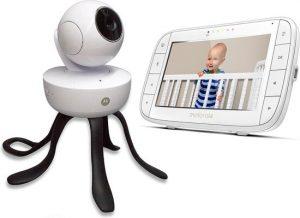 Motorola MBP-855 CONNECT Wifi babyfoon met camera