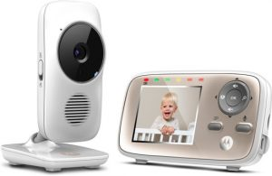 Motorola MBP-667 Connect wifi babyfoon met camera