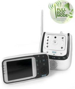 NUK Eco Control babyfoon met camera